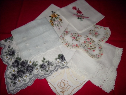 Hanky wardrobe circa 1960
